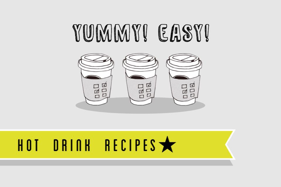 スタバのあの味も!おうちで簡単に作れる、冬の温かい飲み物厳選5レシピ